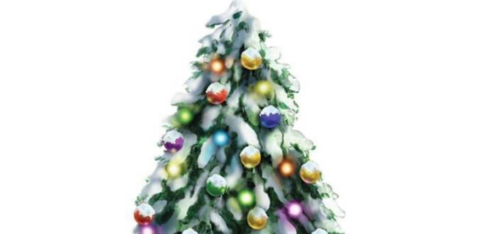 Costume albero di Natale
