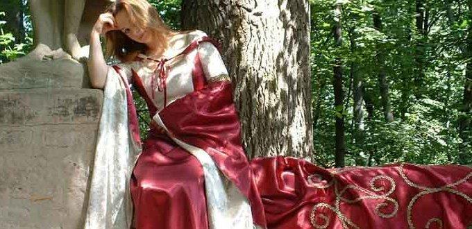 Le limitazioni degli abiti di lusso medievali