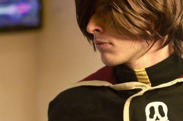 Costume cosplay capitan Harlock