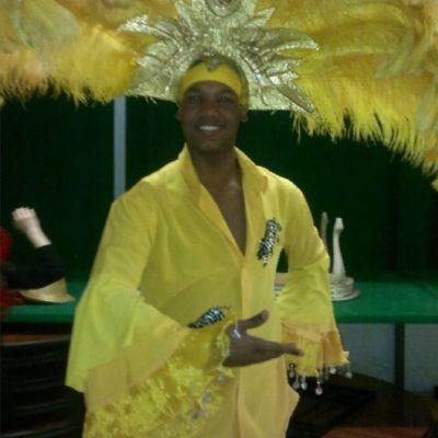 ballerino samba