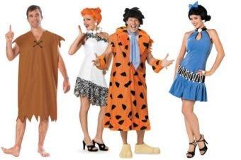 Abiti cartoni animati: Flintstones