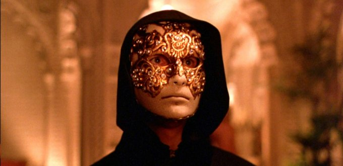 Maschera Eyes wide shut