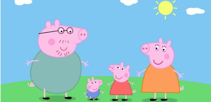 Costume Peppa Pig