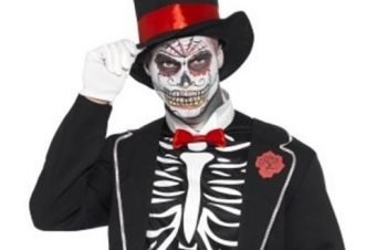 Costumi per Halloween – Scheletri