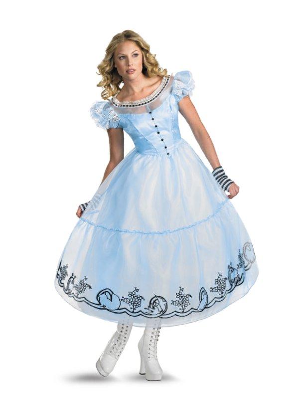 Paese Delle Costumi Noleggio Alice Nel Meraviglie E Costume ordCWBxe