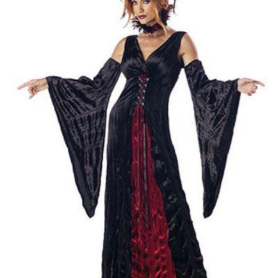 vampira nera