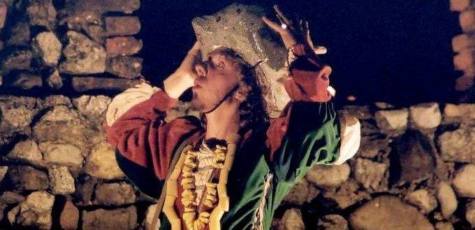 Costumi teatrali – Calandrino e l'elitropia