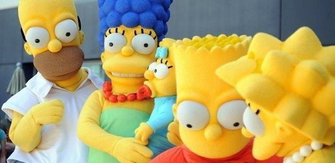 Costumi Simpson