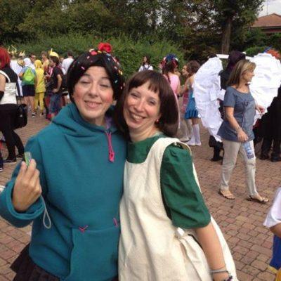 vannelope von schweetz e la signora osono