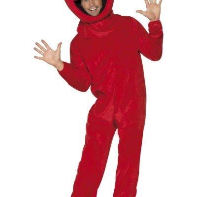 sesame street costume elmo
