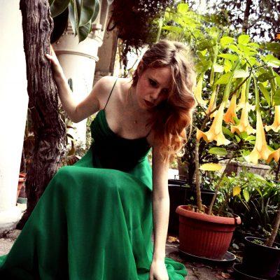 anni 50 verde