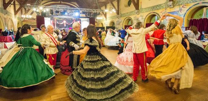 Carnevale asburgico a Madonna di Campiglio