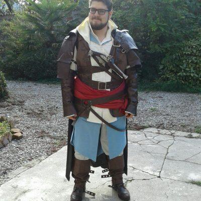 Edward Kenway costume cosplay