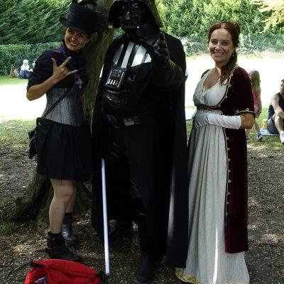 cosplay darth vader