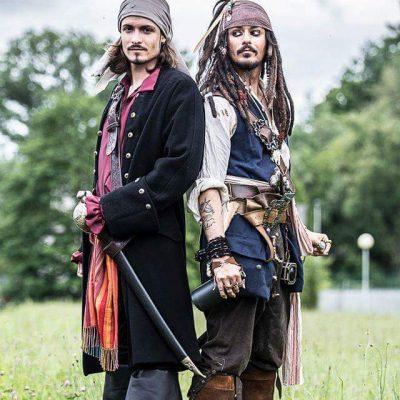 Cosplay Pirati dei caraibi
