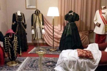 Mostra di costumi a Levico Terme