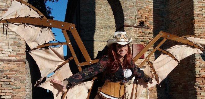 Costruire ali meccaniche steampunk