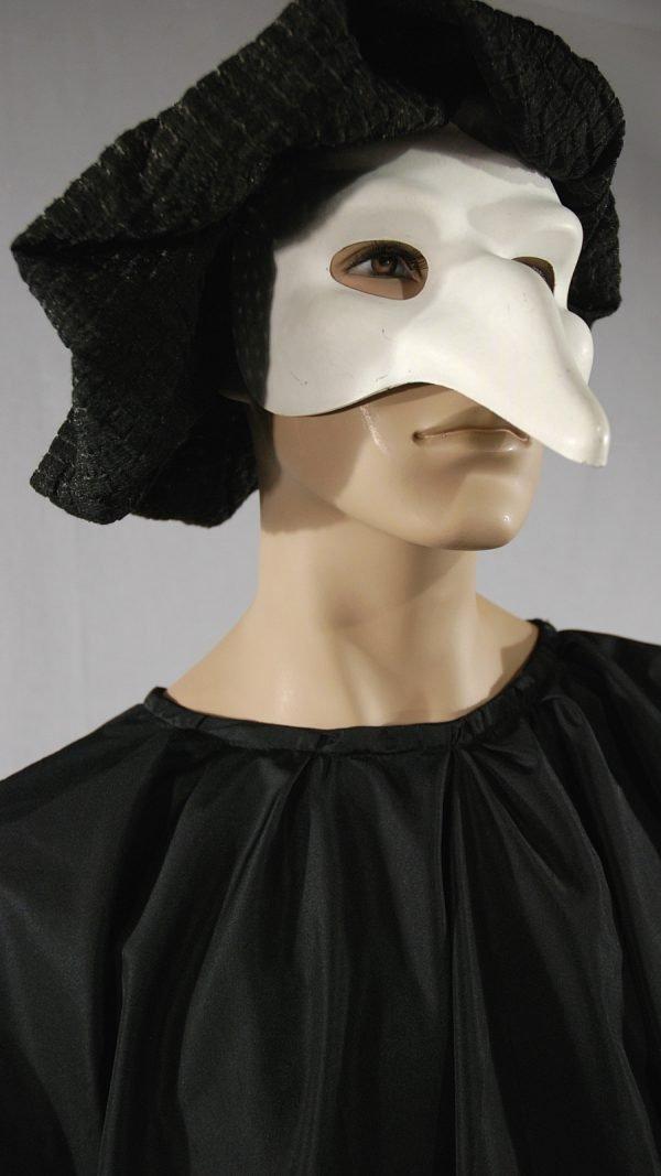 Abito storico 1700 maschera