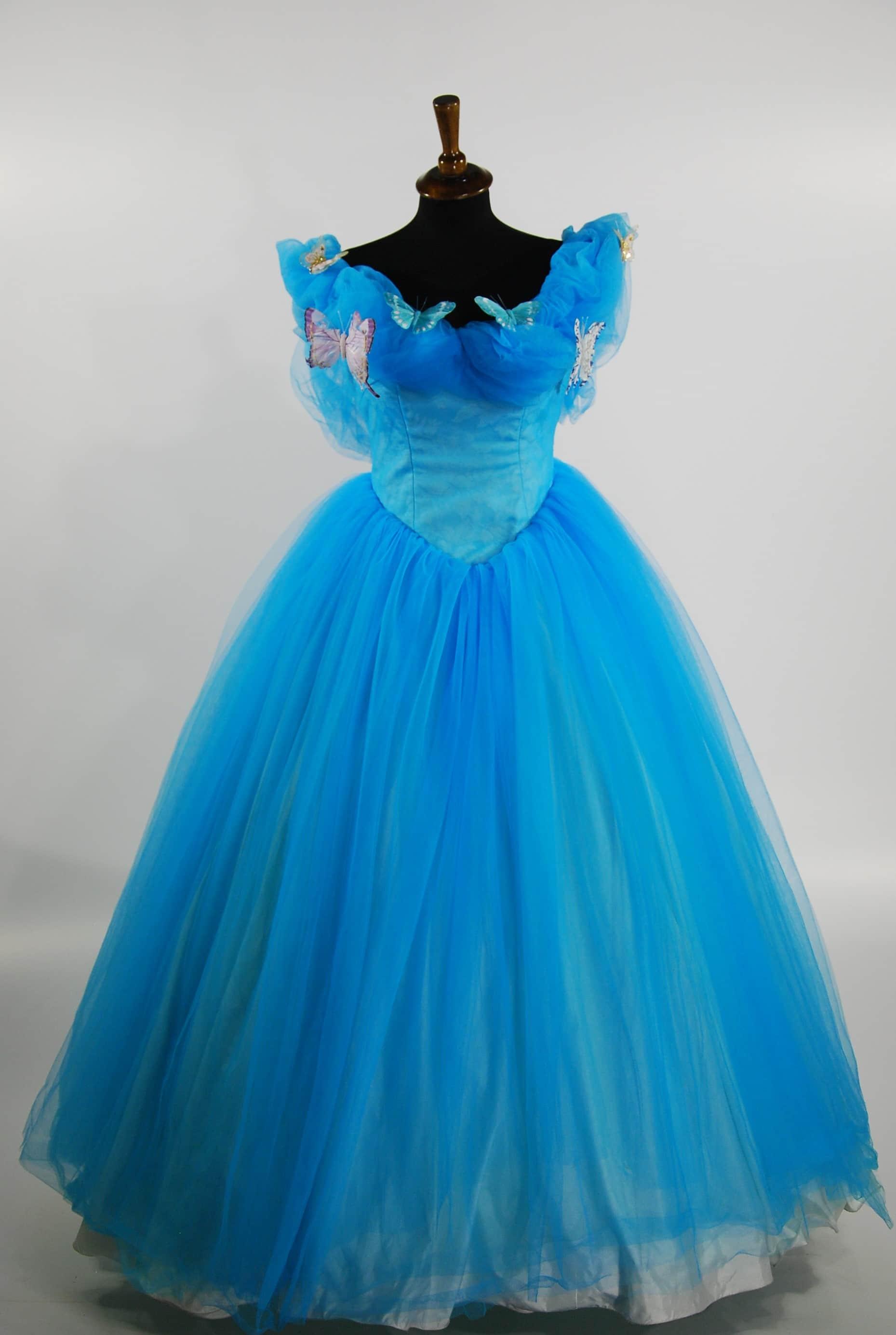 vestito carnevale cenerentol
