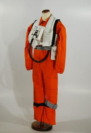 costume star wars Pilota ribelle