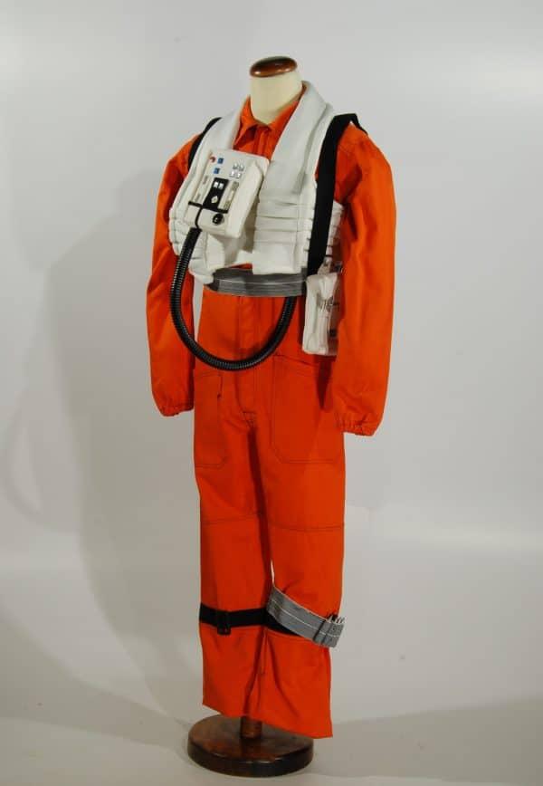 costume star wars Pilota ribelle