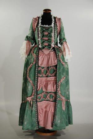 Madame de Pompadour, settecentesco