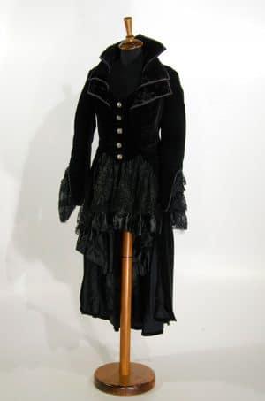 Anna Valerious, steampunk