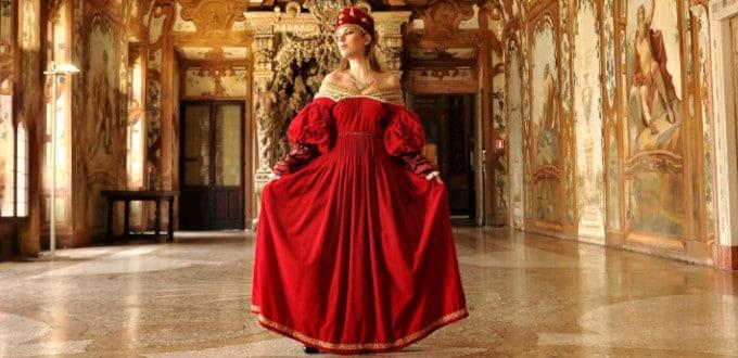 costume storico gonzaga